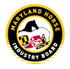 MD Horse Industry Board logo 100x98