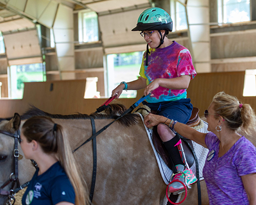 Maryland Therapeutic Riding and education