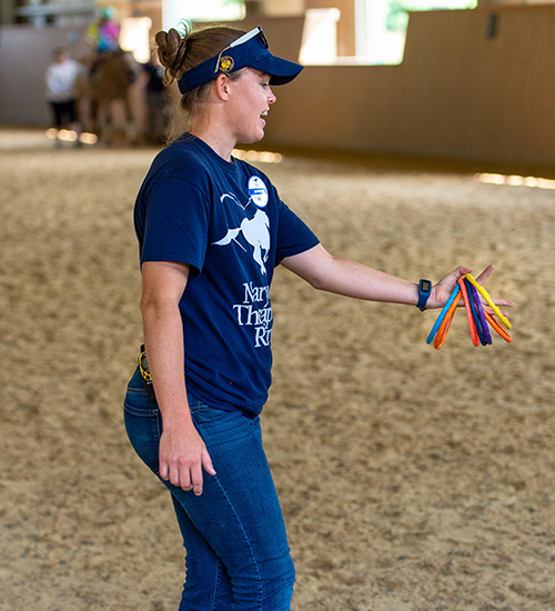 staff at Maryland Therapeutic Riding
